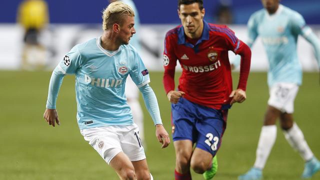 Licht geblesseerde Lestienne kan gewoon spelen tegen Ajax