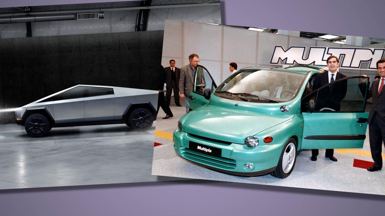 Tesla toont Cybertruck: eerdere auto's die voor discussie zorgden