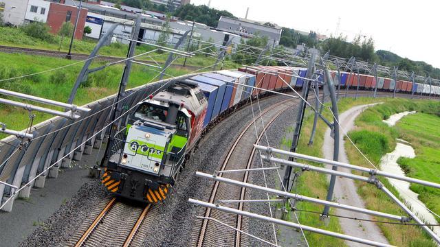 Hinder voor vrachttreinen door Duitse aansluiting Betuwelijn