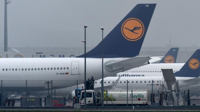 Lufthansa probeert opnieuw staking via rechter tegen te houden