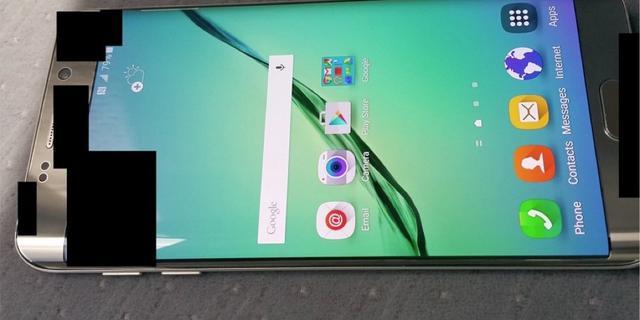 'Grotere Galaxy S6 Edge Plus heeft 5,7 inch scherm'