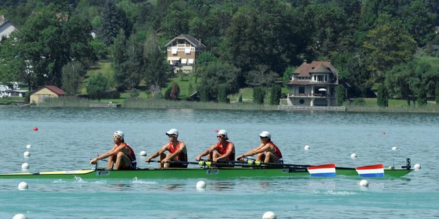 Amsterdamse roeiers naar Olympische Spelen