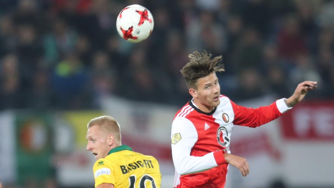 Samenvatting Feyenoord-ADO Den Haag (2-0)