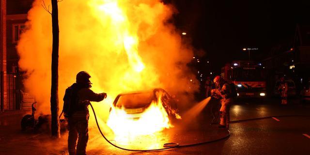 Geen pyromaan actief, stelt burgemeester Van den Belt