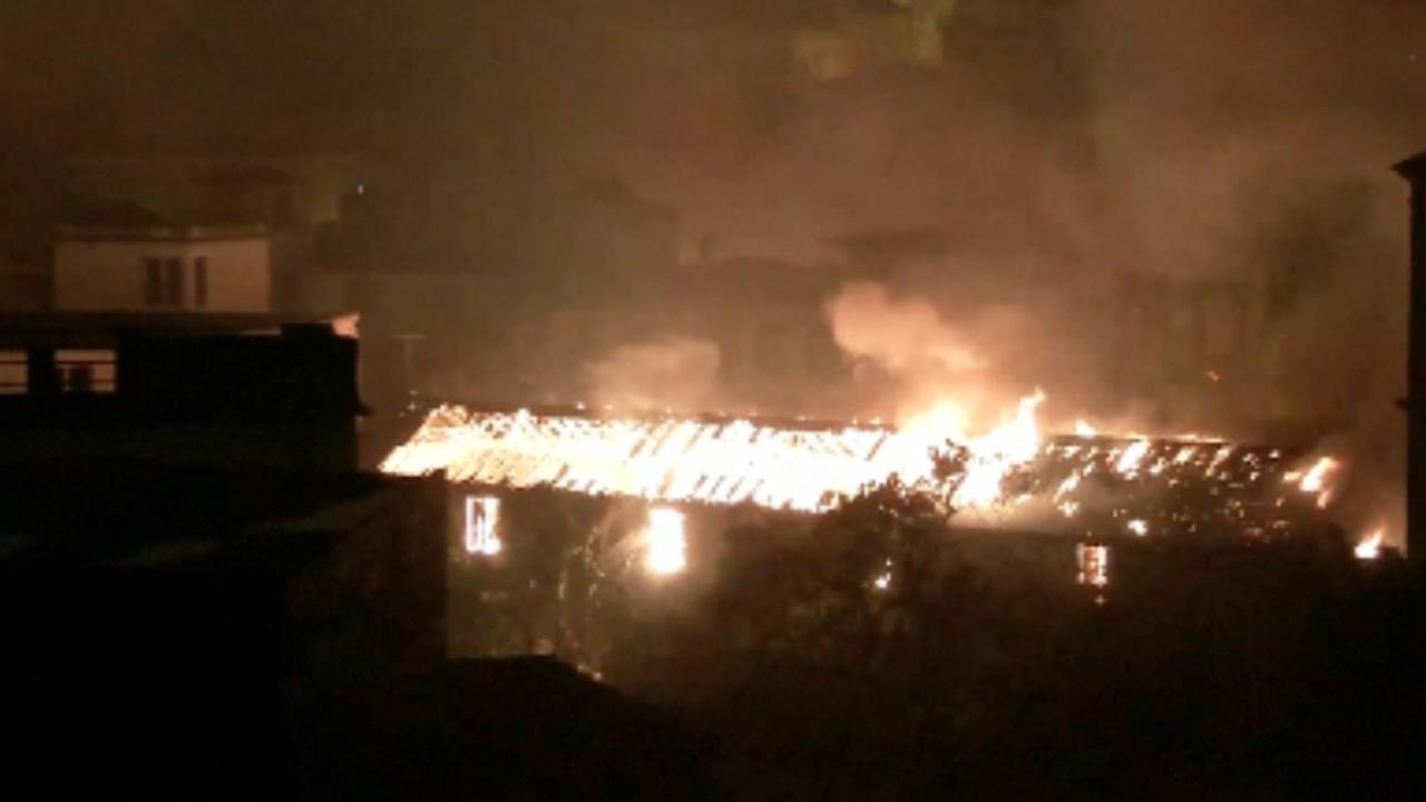 Zeker vier doden door bosbranden op Madeira