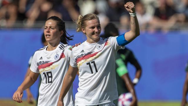 Aanvoerder prijst 'onpasseerbare' Duitse defensie na bereiken kwartfinales