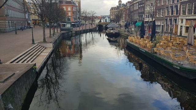 Slechts vijfhonderd nieuwe inwoners in Leiden