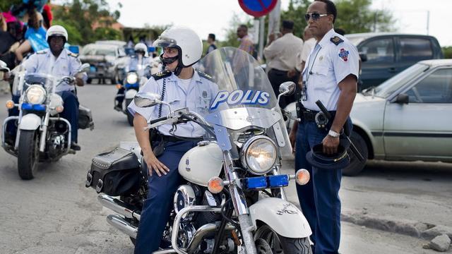 Grote partij drugs gestolen uit politiebureau in Curaçao