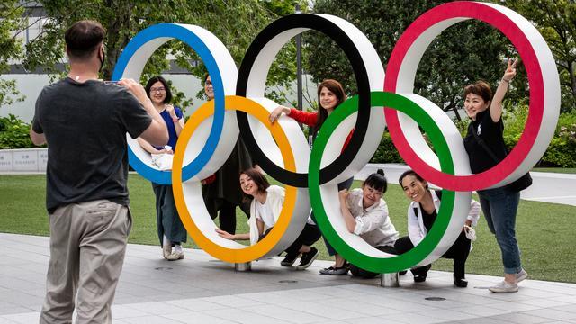 De Olympische Spelen in Japan beginnen al over twee weken.