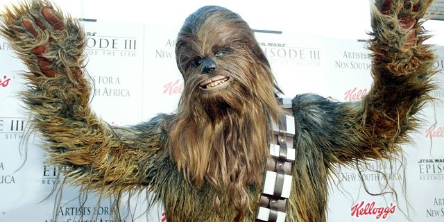 Star Wars-personage Chewbacca krijgt spinoff