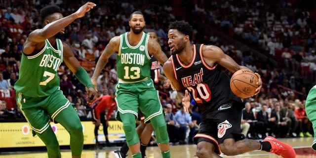 Miami Heat maakt na zestien duels einde aan zegereeks Boston Celtics