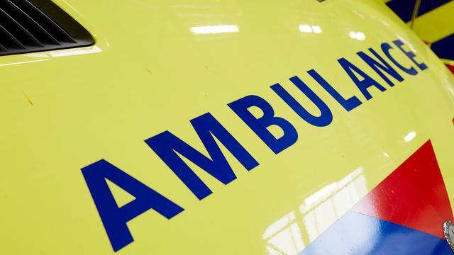 Fietser in Rotterdam overleden na botsing met tram.