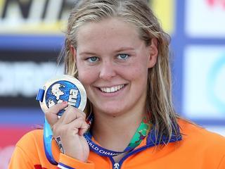 Nederlandse plaatst zich in Kazan voor Spelen van volgend jaar
