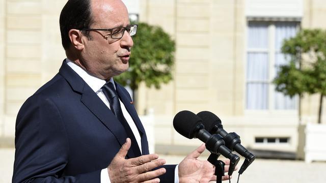 Frankrijk nog steeds bereid verder te praten met Griekenland