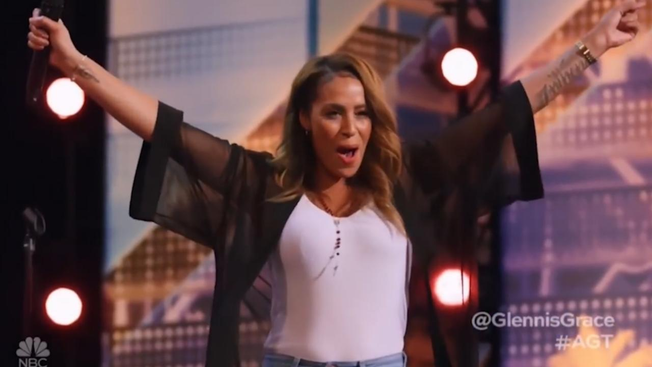 Staande ovatie voor Glennis Grace na auditie America's Got Talent