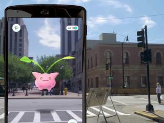 Smartphonecamera's brengen omgeving in kaart