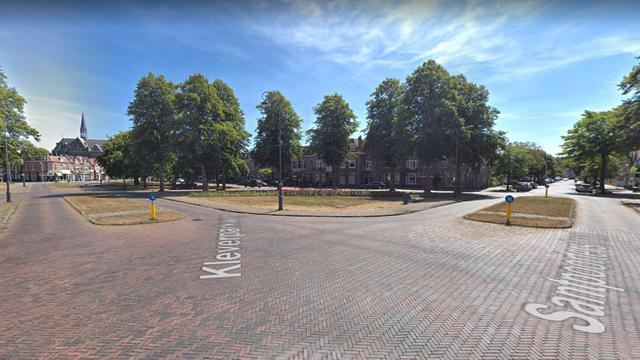 Fietser gewond bij botsing met auto in Haarlemse wijk Kleverpark