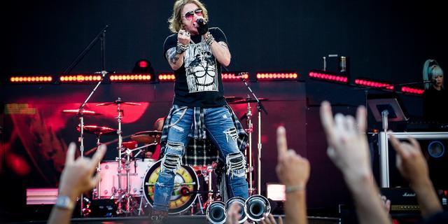 Guns N' Roses sleept Amerikaanse bierbrouwerij voor de rechter