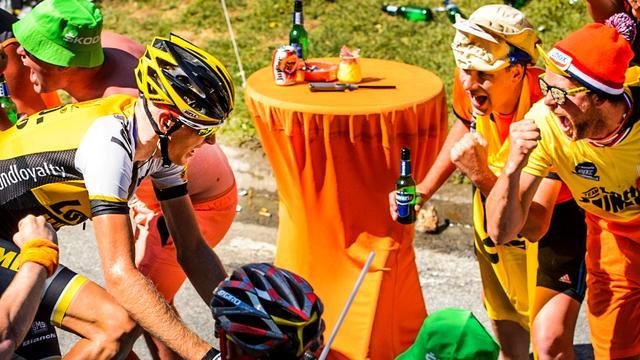 Sponsor Lotto tevreden met Tour ondanks ontbreken ritzege