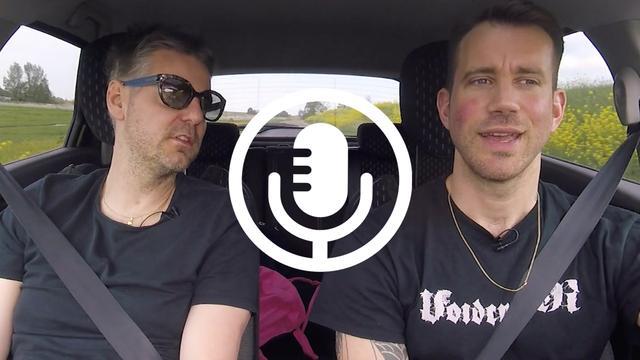 In de auto met Vjeze Fur: 'Klaar met rappen over coke en seks'