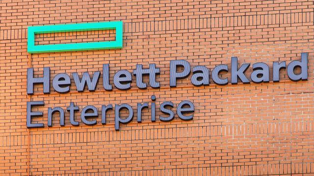 Servertak Hewlett Packard ziet omzet kelderen | NU - Het ...