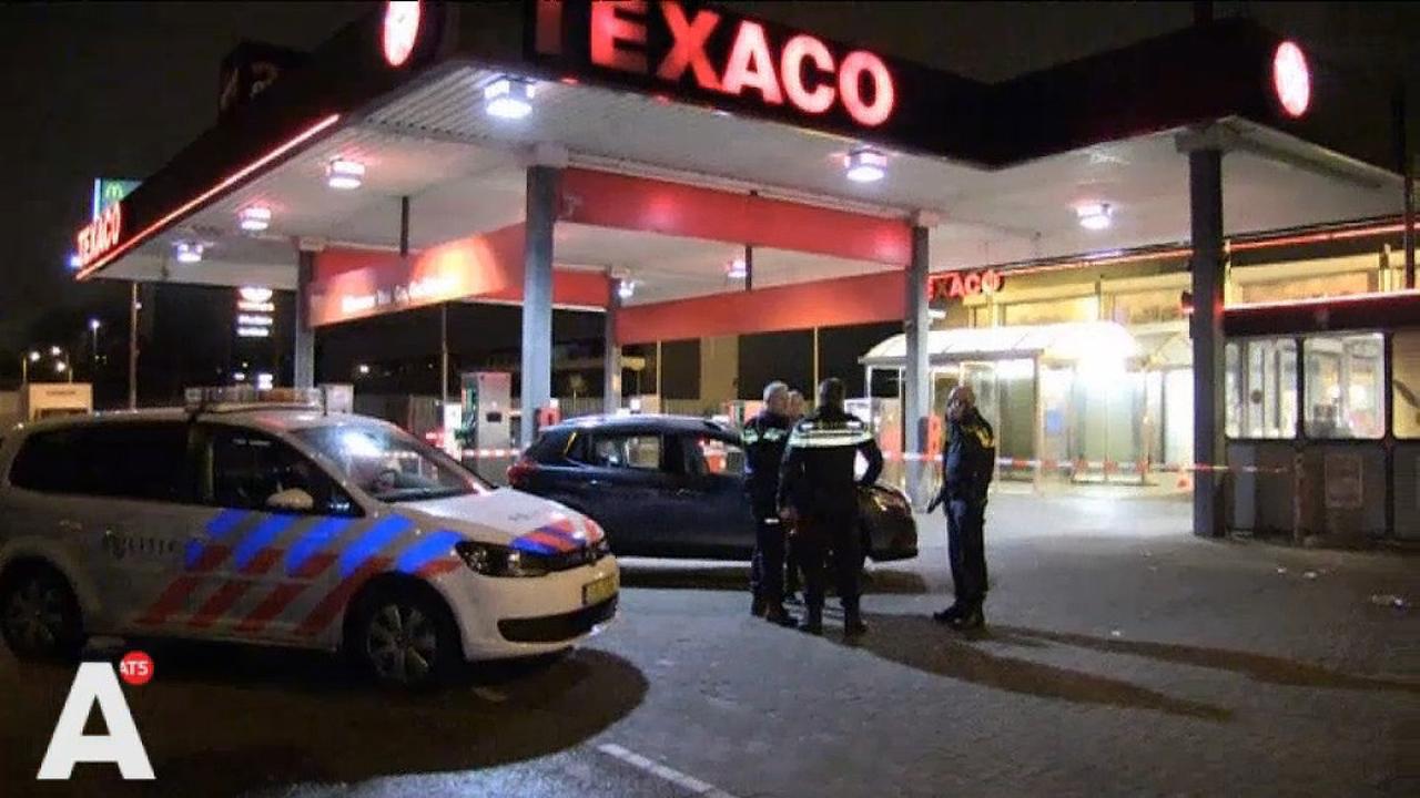 Overval op tankstation in Nieuw-West