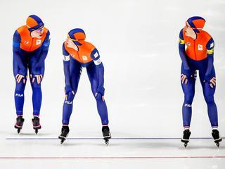 Oranje-trio rijdt tegen Verenigde Staten om plek in eindstrijd