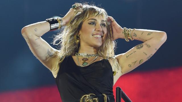 Nieuwe Muziek Op Vrijdag: Miley Cyrus