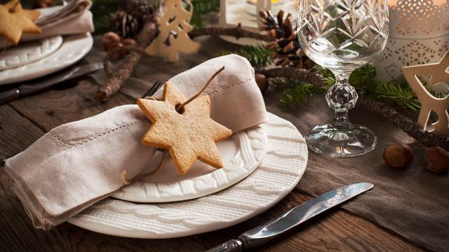 Zo maak je de mooiste kersttafel