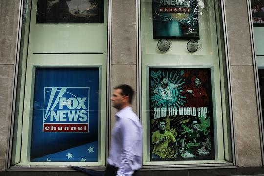 'Fox News wil interview met journalist De Correspondent niet uitzenden'