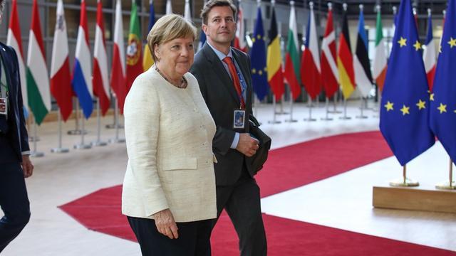 Geen akkoord over invulling Europese topfuncties, 30 juni nieuwe stemming