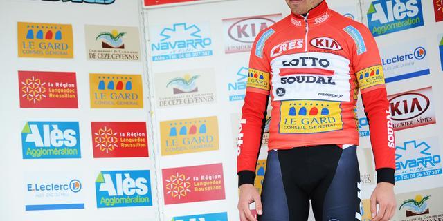 Boeckmans nog zeker week in coma na val in Vuelta