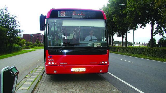 VLP bezorgd over overlast van lijnbus in Kalsdonksestraat
