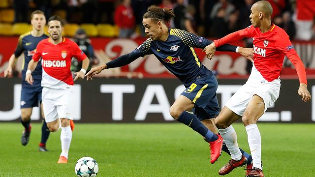 Samenvatting AS Monaco-RB Leipzig (1-4)