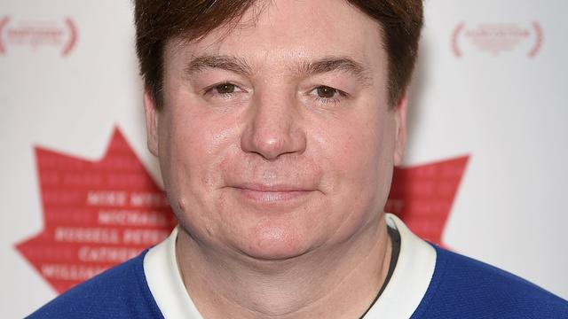 Austin Powers-acteur Mike Myers verwelkomt dochter