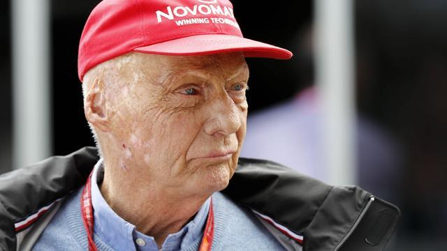 Formule 1-legende Lauda ademt na longtransplantatie zelfstandig