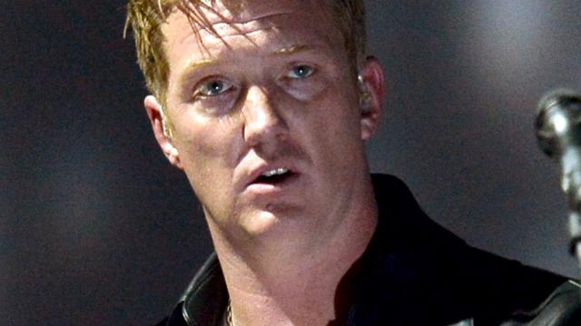 Zanger Queens of the Stone Age wil open-minded publiek