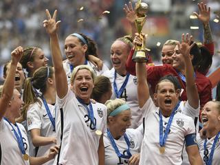 'Team USA' zegeviert met 5-2 na 4-1 ruststand