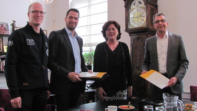 Samenwerkingsovereenkomst Gemeente Zundert en CPO Burgemeester Manderslaan