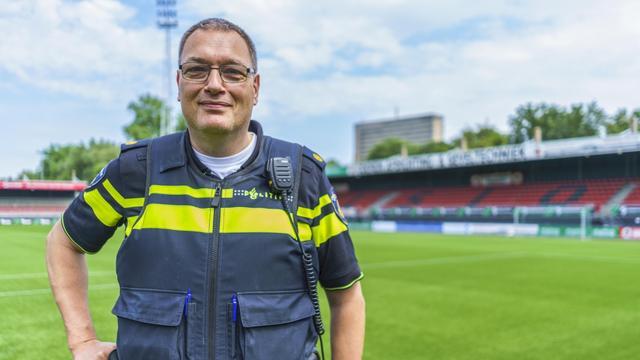 Jonkman (54) nieuwe wijkagent in Alphen aan den Rijn