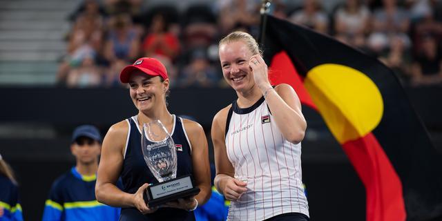 Dit zijn de belangrijkste concurrenten van Bertens op de Australian Open