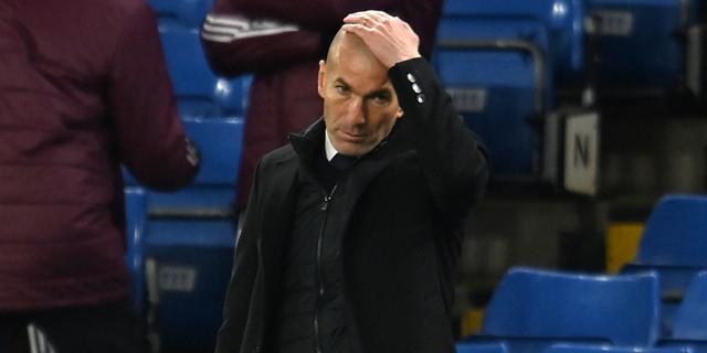 Zidane berust in missen Champions League-finale: 'Chelsea heeft het verdiend'