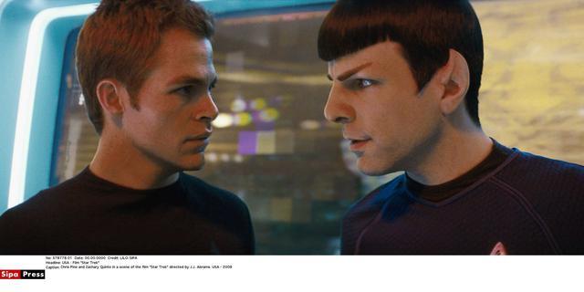 Nieuwe Star Trek-film in de maak van Kalinda Vazquez