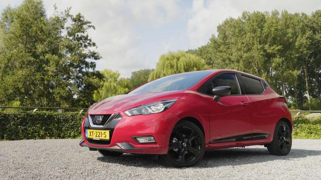 Eerste rijtest: Nissan Micra met nieuwe turbomotor