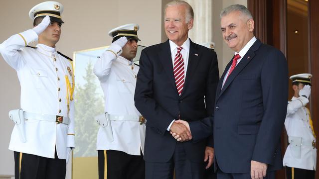 Biden heeft spijt over uitblijven bezoek aan Turkije