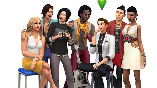 EA maakt kleding in The Sims 4 geslachtsneutraal