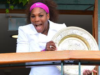 Tennisster won Australian Open tijdens zwangerschap