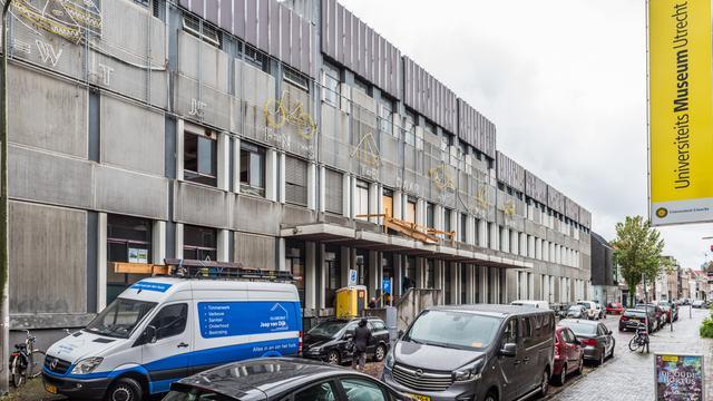 Woudagebouw Lange Nieuwstraat omgebouwd tot 58 appartementen