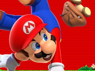 Nieuwe wereld toegevoegd aan mobiele Mario-game