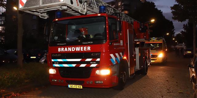 Parkeergarage Lammermarkt maandagochtend dicht door brandoefening